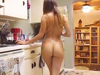 Sexy Baby Showing Off Her Flawless Tits And Ass