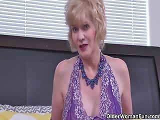 liderlige ældre kvinder fede fisser