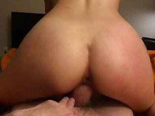 18 Year Old Asian Girlfriend Fucked Hard