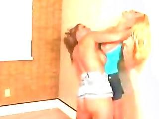 Catfight   Two Blonds
