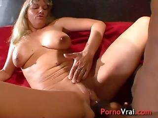 Orgy In The Basement Of A House French Amateur