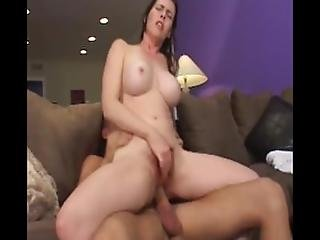 Lonely Mommy Gets Her Needs Met%21