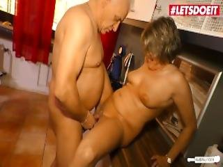 Letsdoeit Cheating Mature German Wife Fucked Hard While Home Alone