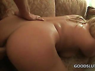 Ass Flaunting Slut Fucked In Her Wet Pussy