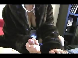 Tara Tainton Fuck And Handjob In Fur