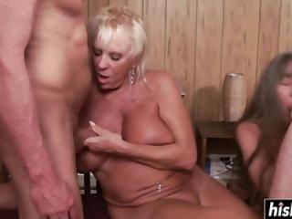 Mandi Mcgraw And Her Friends Get Slammed