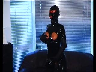 Gasmask Latex Dressing