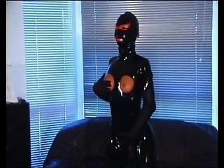 Gasmask Latex Dressing