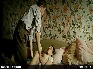 Esther Comar Topless And Erotic Movie Scenes