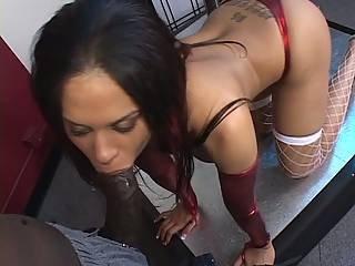 Jenna haze ass lick