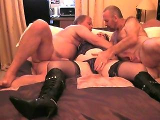 Bi Friend Fucks My Wife When We All Play Together