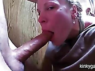 Fucking My Tied Slave Christa In Her Throat