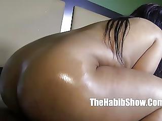 Lusty Red Phat Juicy Stripper Redboned Makes Me Nut