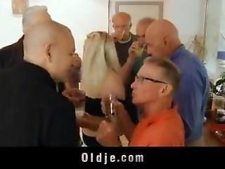 Grandpas N Teen Bangbang Fuck