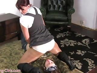 White Panty Smother