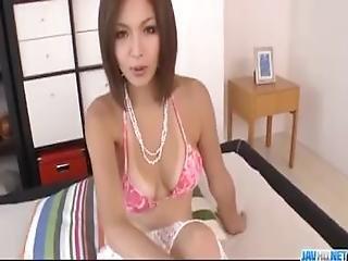Hot Threesome Porn Show With Curvy Ass Mai Kuroki