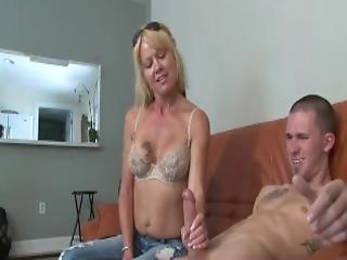 Milf Porn Hot Milf With Big Tits I Love Handjobs