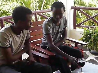 Black Twinks Sasa And James Bareback