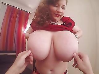 Red Striptease Pov