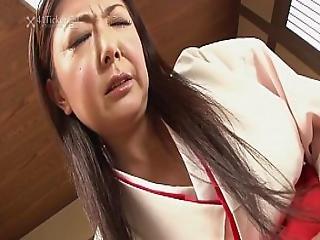 41ticket - Fucking Mature Priestess Ayano Murasaki Uncensored Jav