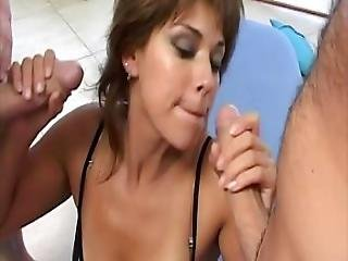 From Streetgirl To Porno Bitch In 30 Minutes