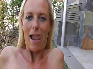 Stunning Busty Divorced Wife Likes Hardcore Sex With Her Ex