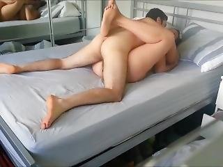 Curvy Milf Creampied On Real Homemade