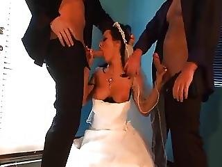 Hard Oral Sex Bride