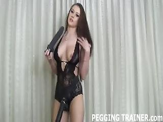We Both Know You Want To Try Pegging