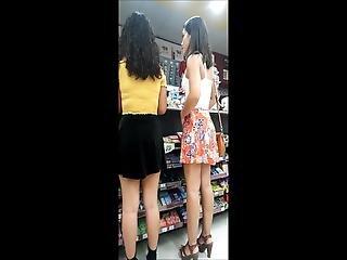 Voyeur Mexicana Miniskirt