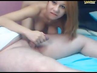 Sexy Redhead Fucks And Suckscand Shows Ass Hole