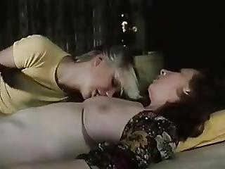 hardcore, lesbisk, orgasme, vintage, hustru