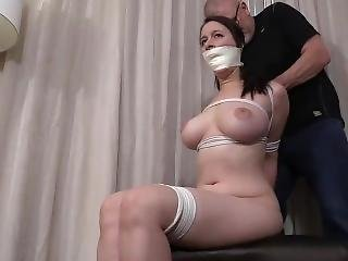 Sara Bound And Gagged