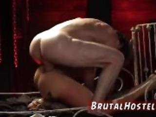 Pathetic slave xxx electric collar Excited