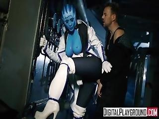 Digitalplayground   Ass Effect A Xxx Parody