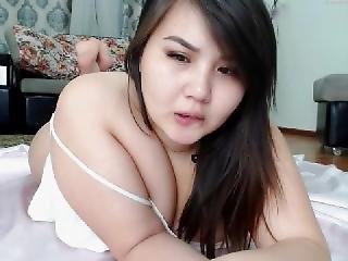 amateur, aziatisch, kont, bbw, dikke kont, dikke tiet, masturbatie, sexy, solo, Tiener, webcam