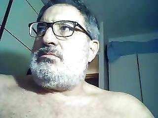 Dad, Masturbation, Turkish, Webcam