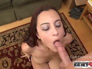 Hot Amateur Bukkake And Cum In Mouth