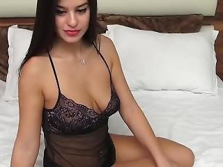 rompe, babe, brunette, sexy, solo, webcam