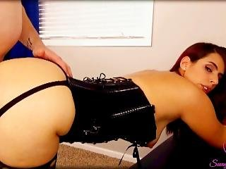 Naughty Thick Latina Milf Creams On My Dick And Eats My Cum
