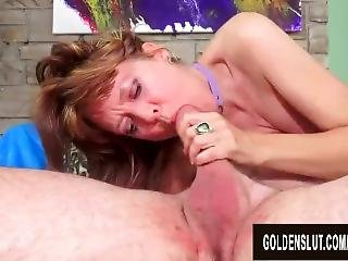divoký sex s MILF