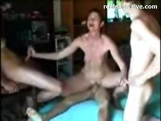 Horny Dp Foursome With Loneley Milf Felicia
