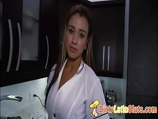 Big Booty Latina Maid 0011