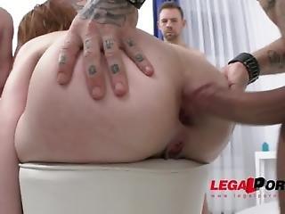 Anal, Røv, Babe, Blowjob, Kneppe, Gangbang, Gabende Huld, Sex