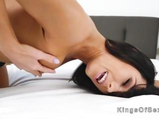 Teen Hiding From Mom And Fucking