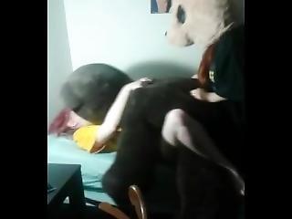 medvěd, fetiš, lesba