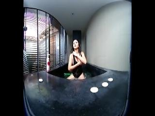 Vrpussyvision Com Asian Teen Showers For You