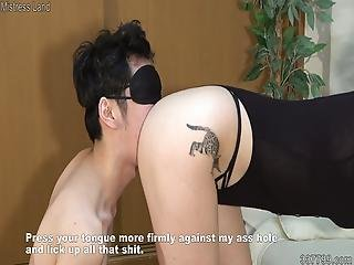 Mldo-164 Japanese Dominatrix Sherry