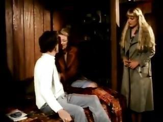Aunt_pegs_john Holmes, Richard Kennedy, Sharon York In Vintage Porn Scene