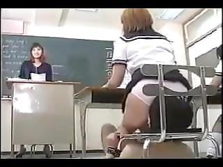 Röv, Ansiktssittning, Fetish, Japanare, Skola, Uniform